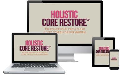 holistic core restore
